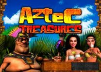 Играть в автомат Aztec Treasure