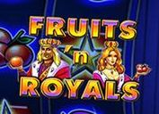 Играть в автомат Fruits and Royals